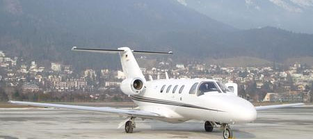 Citation Jet CJ Privatjet